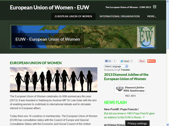European Union of WOmen
