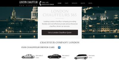 London Chauffeur
