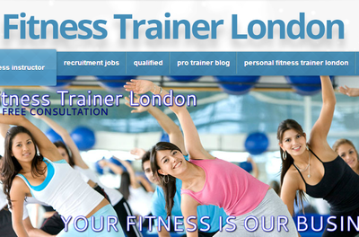 Fitness Trainer in London