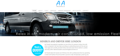 Mini Bus Hire High Wycombe