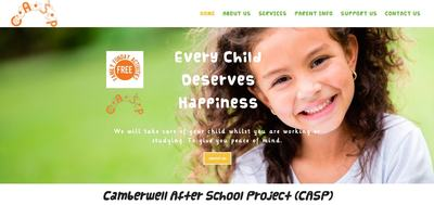 Camberwell After Schools Project